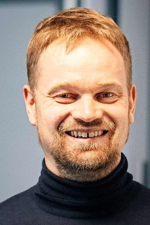 Andreas Kern    Foto: Michael Haussmann