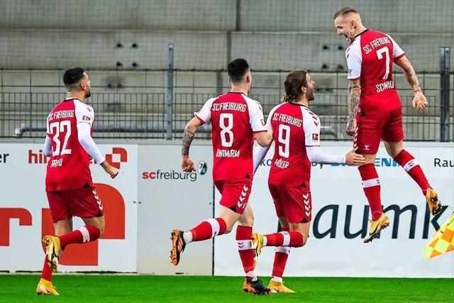 Mit Traumtoren zum Jubiläumssieg: SC Freiburg bezwingt Borussia Dortmund