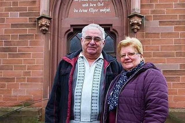 Nach 33 Jahren: Das Emmendinger Kirchendiener-Ehepaar sagt Adieu