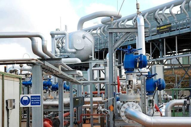 Regierungspräsidium kritisiert Firma, die in Neuried ein Geothermieprojekt betreibt