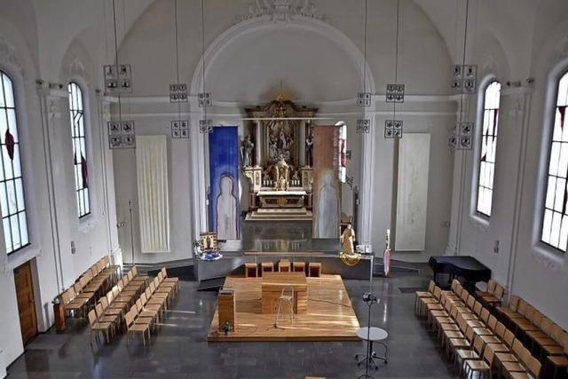 Kirche für einen Hochverehrten