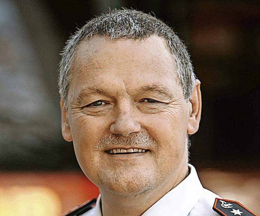 Christoph Blattmann    Foto: Feuerwehr Ehrenkirchen