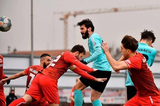 Bahlinger SC wird bei 1:6-Niederlage von Kickers Offenbach überrollt
