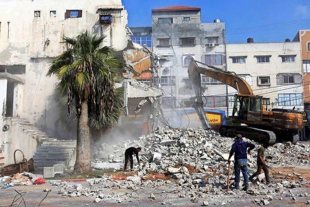 Gut, dass mögliche Kriegsverbrechen in den Palästinensergebieten untersucht werden