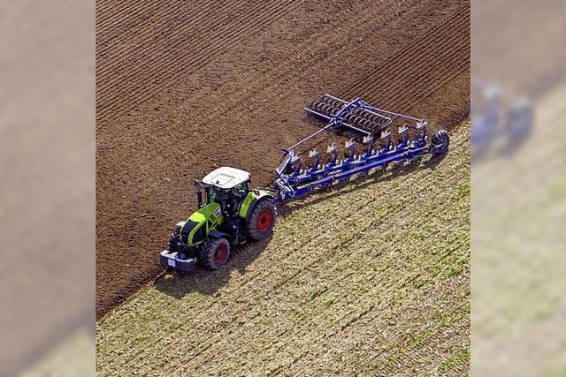 Landwirtschaft entzweit Länderminister