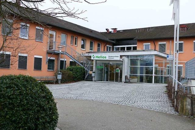 Helios Rosmann Klinik in Breisach sucht weiter nach neuem Chefarzt