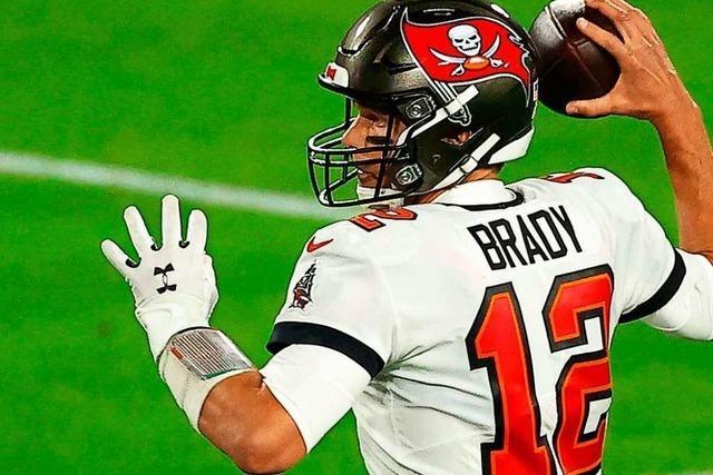 Fotos: Großer Sport und große Gefühle beim Super Bowl in Tampa