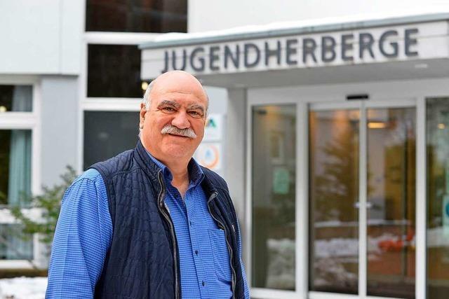 Flüchtlinge statt Schulklassen in der Freiburger Jugendherberge