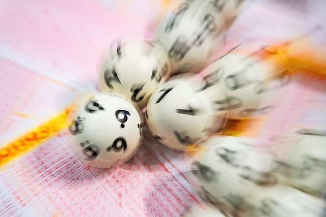 Lotto-Sechser: Lörracher gewinnt fast 1,5 Millionen Euro
