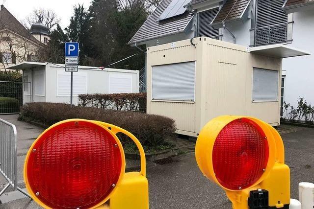 Corona-Schnelltestzentrum in Bad Krozingen startet am Mittwoch