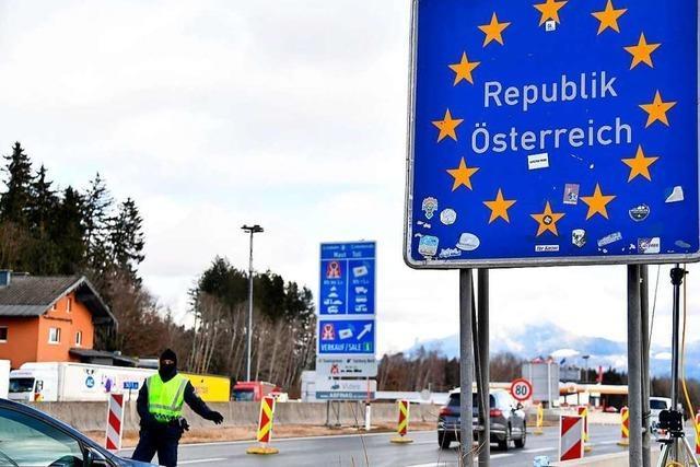 Österreich lockert Corona-Regeln und spricht Reisewarnung für Tirol aus