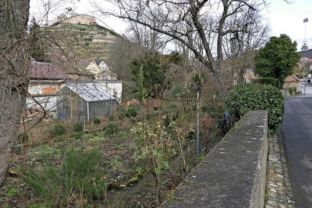 Staufen hat Gärten gekauft