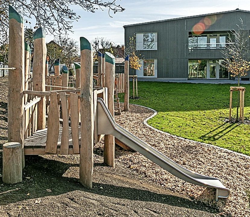Investiert hat Gottenheim unter anderem in den Kindergarten.    Foto: Hubert Gemmert