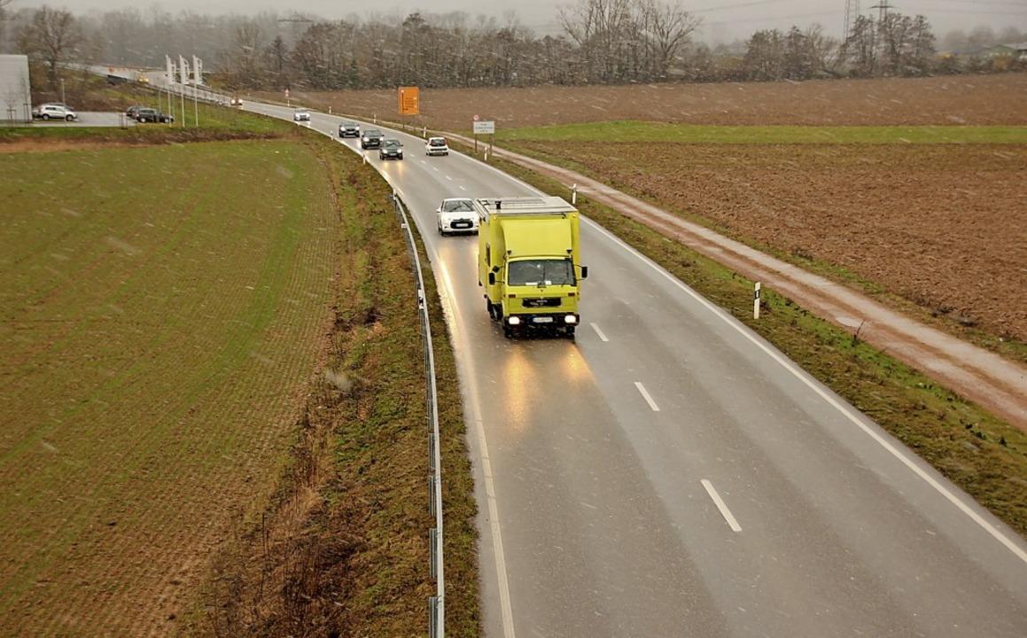 Schon 2011 wurde die B31 bei Gottenhei...gungsverfahren dazu läuft immer noch.   | Foto: Mario Schöneberg