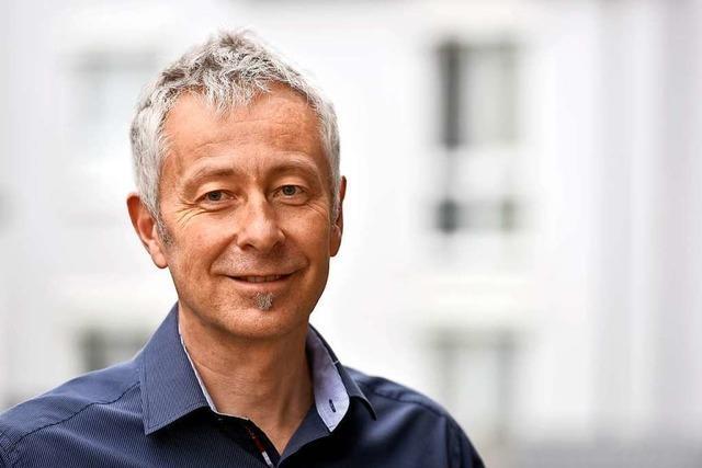Zellbiologe Stefan Rensing wird Prorektor der Uni Freiburg