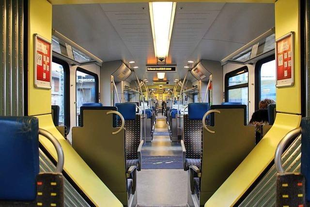 Deutlich weniger Fahrgäste im Regio-Verkehrsverbund Lörrach