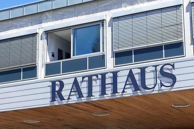 Für das Amt des Bürgermeisters in Weil am Rhein gibt es nun 17 Bewerber