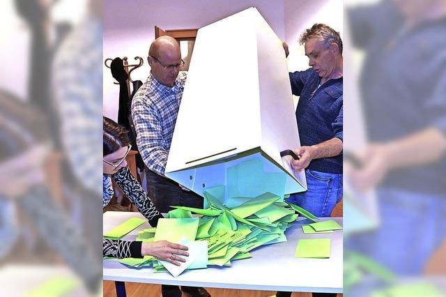 Nagelprobe zur Landtagswahl