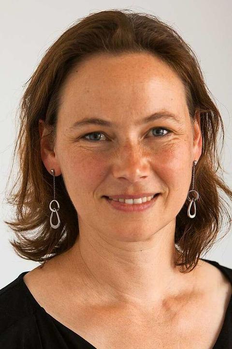 Gleichstellungsbeauftragte Yvonne Baum  | Foto: Patrik Müller