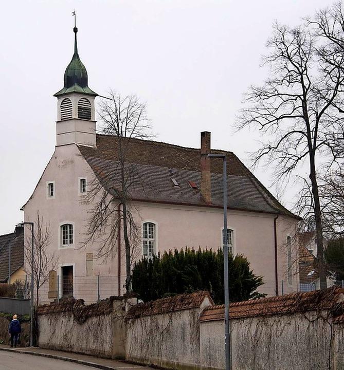 Übernimmt ein privater Investor die Margarethenkapelle?  | Foto: Volker Münch
