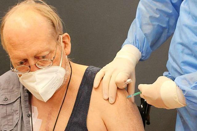 Unterwegs mit dem mobilen Impfteam im Kreis Lörrach