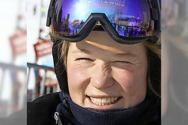 Jana Fischer in den WM-Heats