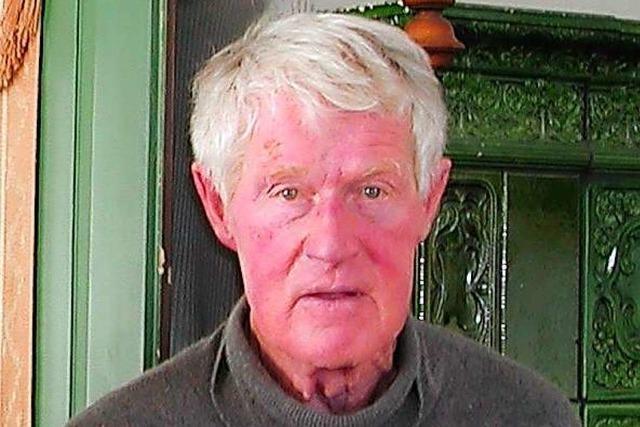 Heinz Baumgartner war ein Dorfschulmeister mit Leib und Seele