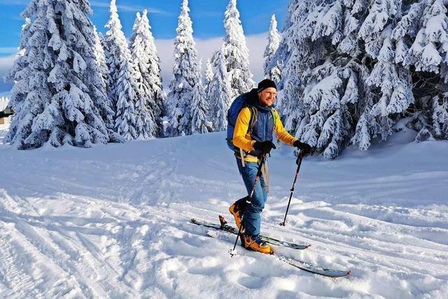 Der Skiclub Todtnau lädt ein zum Skilauf wie 1896