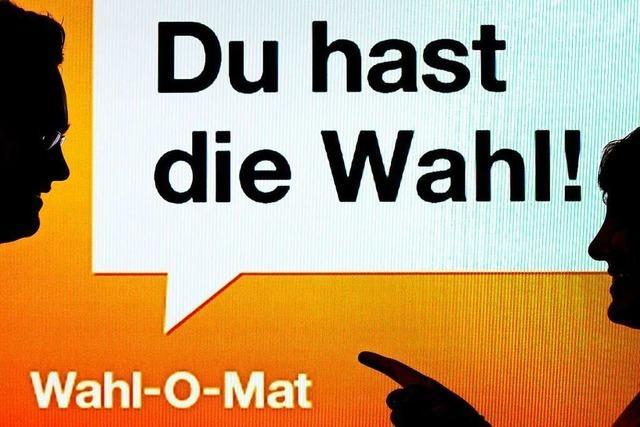 Der Wahl-O-Mat zur Landtagswahl 2021 in Baden-Württemberg ist freigeschaltet