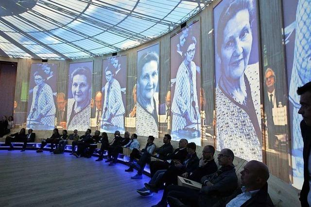 Mahnmal soll im Elsass an die Toten des Zweiten Weltkriegs erinnern