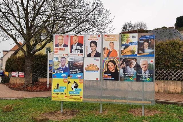 Die Stadt Lahr bereitet sich auf mehr Briefwahl vor
