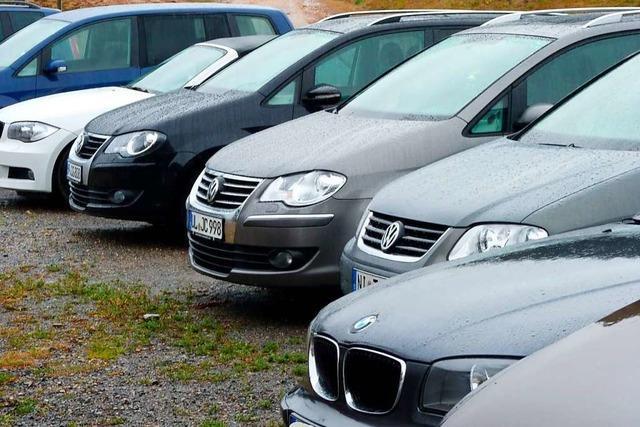 Parkplatz auf dem Radschert in Todtnauberg wird gebührenpflichtig