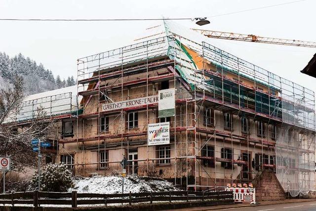 In Elzach stehen 2021 große Bauprojekte an