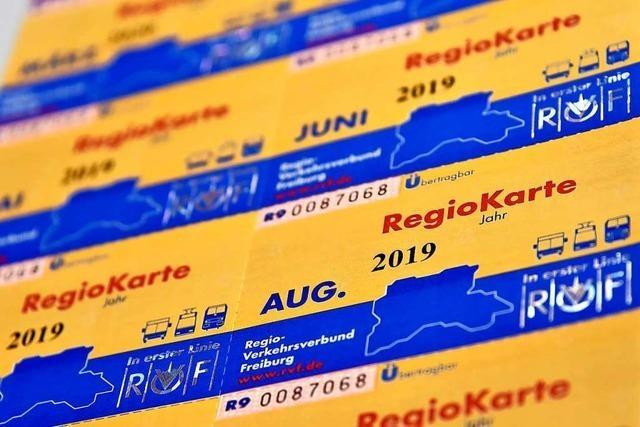 Emmendinger Landrat ist gegen ein 365-Euro-Ticket