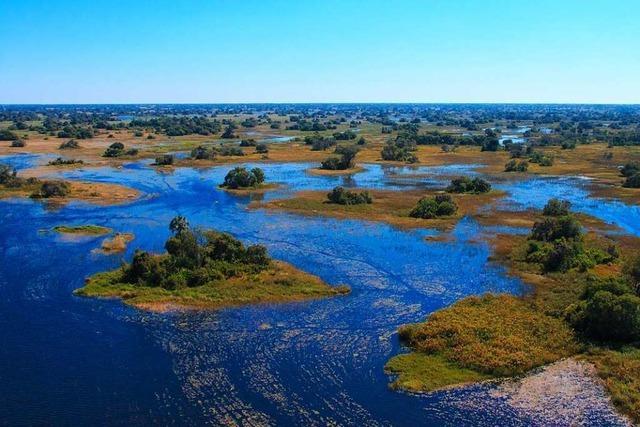 Okavango-Delta und Jugend