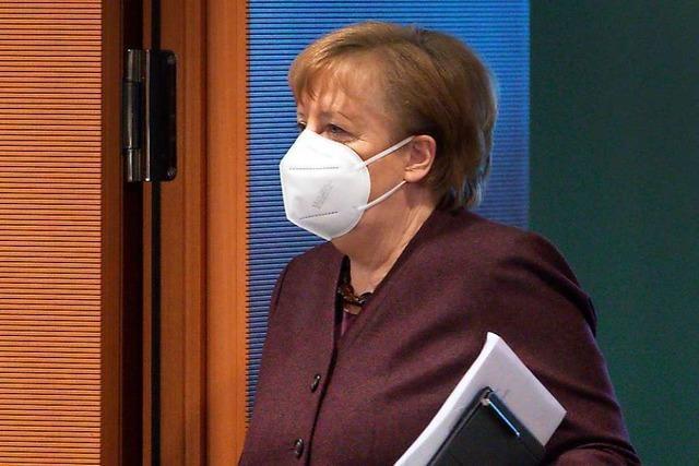 Video: Angela Merkel stellt die Beschlüsse des Corona-Gipfels vor