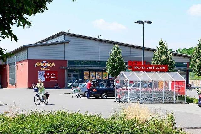 Rewe in Freiburg-Munzingen schließt für aufwändigen Umbau