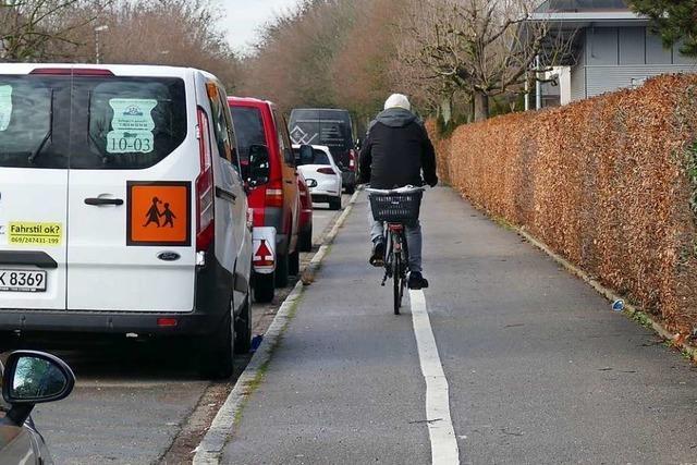 Diese Straßen in Rheinfelden sind problematisch für Radfahrer
