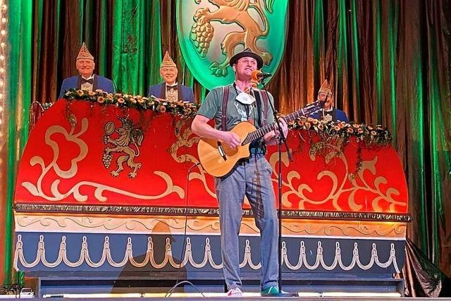 Meißenheimer Entertainer Tobias Gnacke erzählt vom Filmdreh in Corona-Zeiten