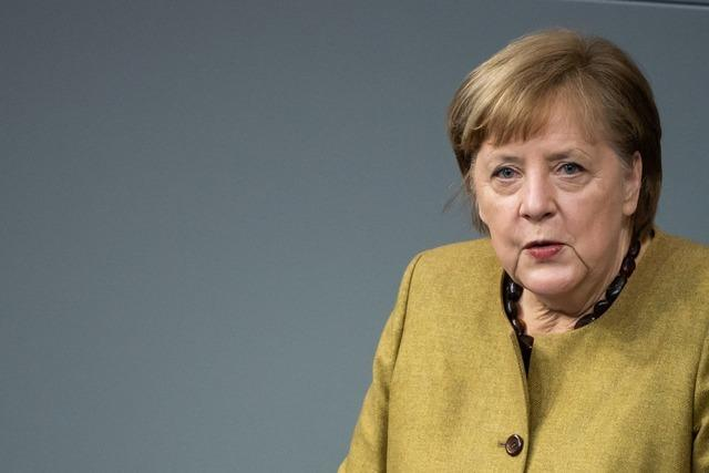 Video: Die Aussprache zur Regierungserklärung von Merkel