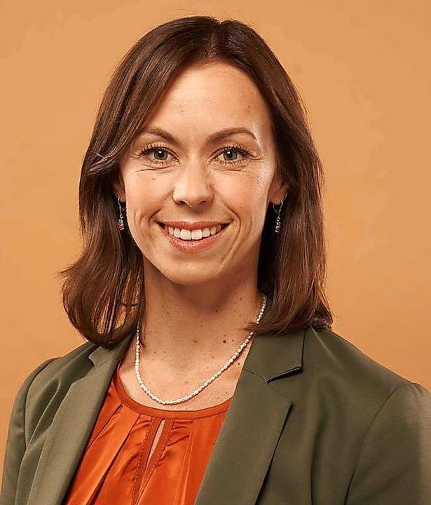 Jennifer Sühr tritt für die SPD im Wahlkreis Freiburg 1 an.  | Foto: SPD