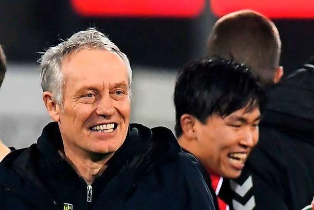 SC Freiburg verlängert den Vertrag mit Trainer Christian Streich