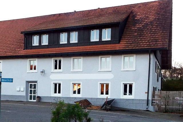 Der Rüttehofer Gasthaus Löwen war ein Treffpunkt für das Dorf – und für Reisende