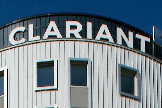 Corona-Krise belastet auch den Spezialchemiekonzern Clariant