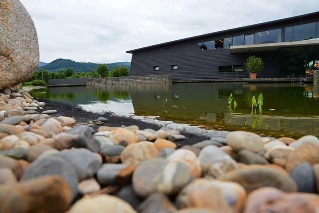 Der See am Denzlinger Bürgerhaus darf bleiben