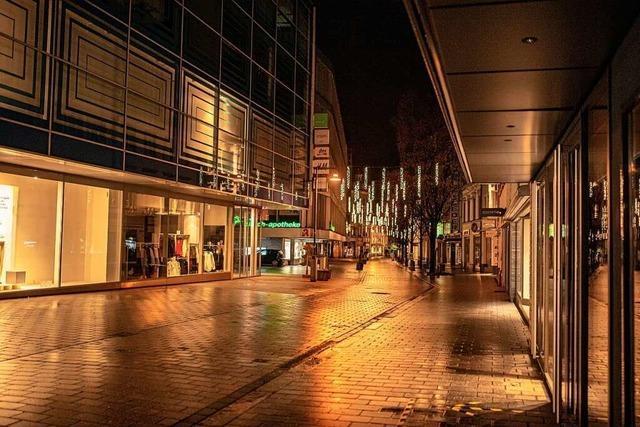 Ausgangsbeschränkung im Kreis Lörrach zwischen 21 und 5 Uhr gilt ab Freitag