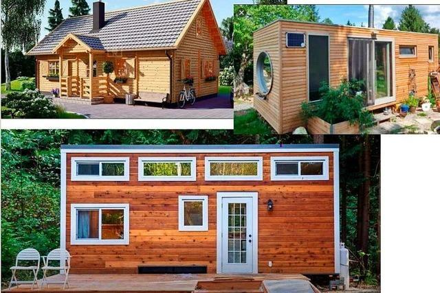 Platz für 21 Tiny-Häuser
