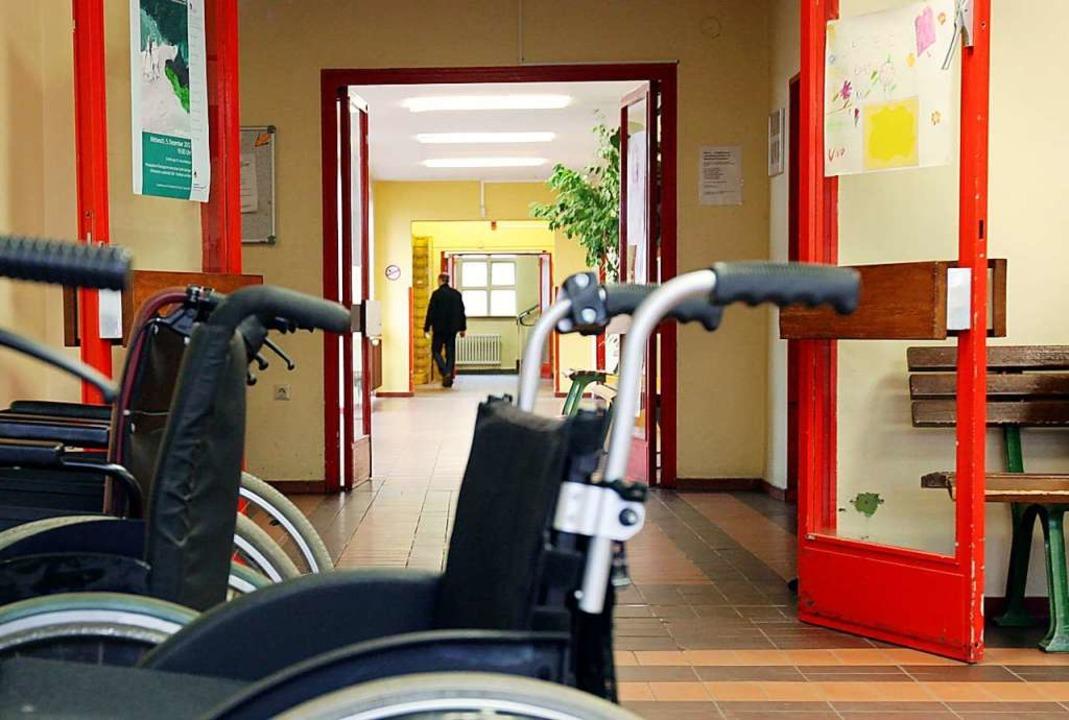 Viele Menschen mit Behinderung leiden unter den Beschränkungen des Lockdown.   | Foto: Felix Frieler (dpa)