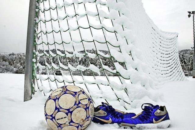 Frostige Frustzeiten ohne Chance auf Ballarbeit