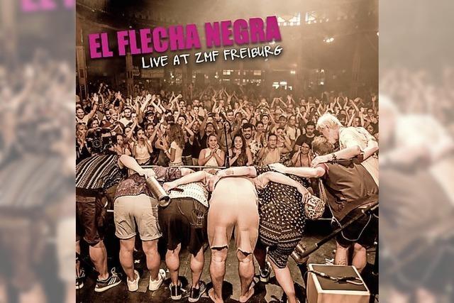 CD: LATINO: Die Fiesta vor der Zwangs-Siesta